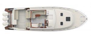 Hinckley Sport Boat 40x Plan