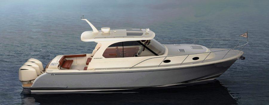 Hinckley Unveils Sport Boats