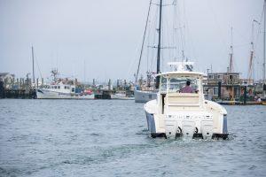 Hinckley Sport Boat 40c