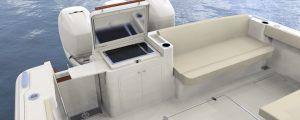 Hinckley Sport Boat 40x_Amenity 2