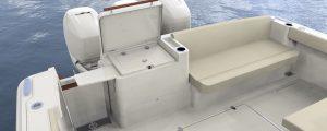 Hinckley Sport Boat 40x_Amenity 3