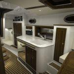 Hinckley Sport Boat 40x_Galley 2