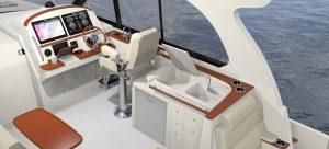 Hinckley Sport Boat 40x_Stbd Salon 2