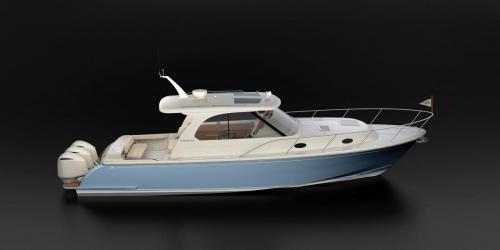 HSB Sport Boat_Studio_Blue